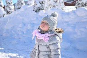 Kids Active in Winter