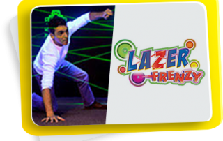 lazer frenze why its a great workout for kids