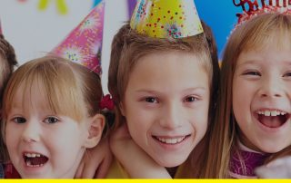 how to plan a birthday party at kids fun city