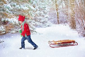 3 Great Snowy Day Activities