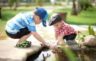 how to help children make friends