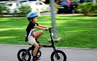 how to keep kids active but safe