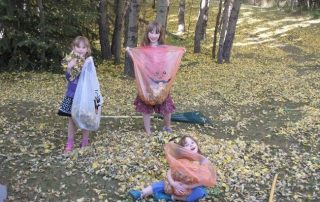 fall, kids, activities